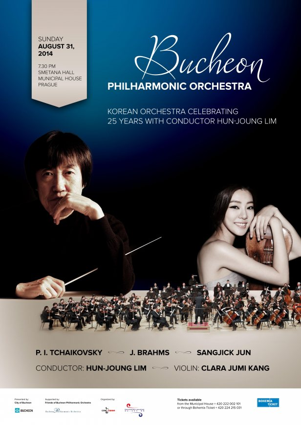 Bucheon Philharmonic Orchestra 31.8.